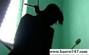bảo vệ treo cổ tự tử
