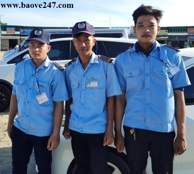 thưởng nóng hành động chữa cháy kịp thời của ba nhân viên bảo vệ
